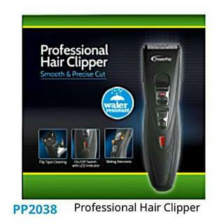 Powerpac Cordless Hair Cutter