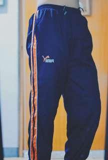 vintage puma track pants