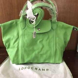 Longchamp Leather Bag [REPRICED]
