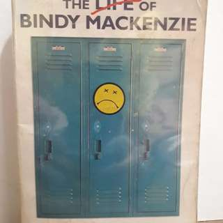 The Murder of Bindy Mckenzie by Jaclyn Moriarty
