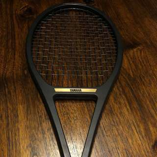 ANTIQUE - YAMAHA Carbon Graphite 90 YHG series Tennis Racquet Racket