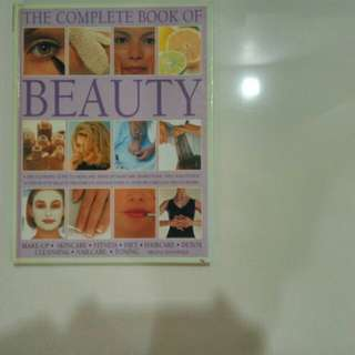 The complete book of Beauty(hard cover)