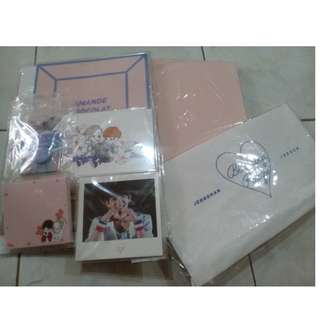 ON HAND SEALED 17 -  Blooming Recipe Fansite Photobook (Joshua and Jeonghan)
