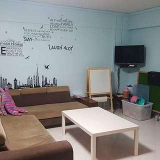 Clementi common room for rental @800