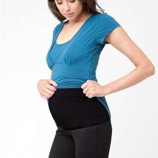 Ripe Maternity Women's Maternity Seamless Tummy Band Waist Clinchers 100% Real 媽媽 孕婦 腰封