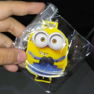 Gantungan Tas / Bag Tag MINION super Murah