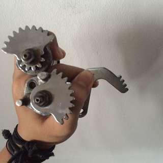 KR valve set