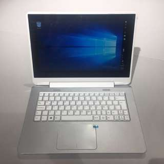 OEM notebook win 10 touch screen