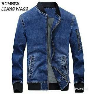 G bomber jeans