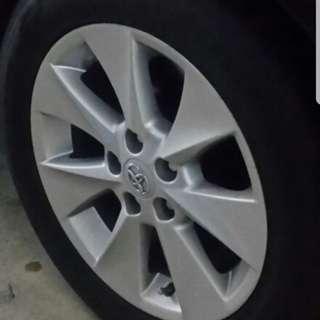 Toyota estima sport rim