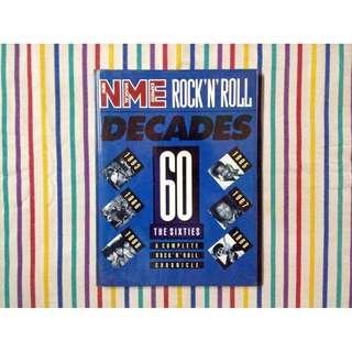 Majalah Impor Ori NME ROCK'N'ROLL DECADES: THE SIXTIES