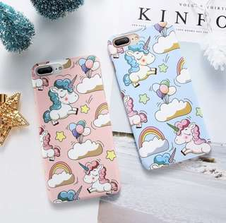 [PO] unicorn phone case