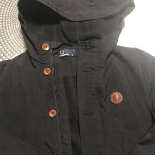 Fred Perry Parka for boys 12-14 yrs