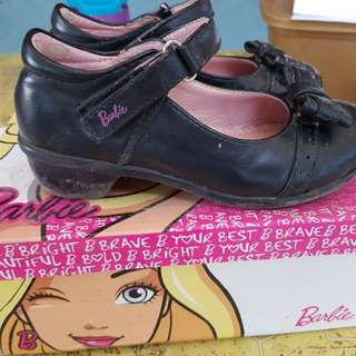 Barbie Black Shoes