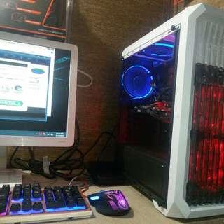 AMD FX X4 3.6GHZ COMPLETE SET