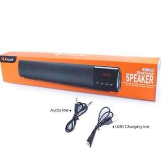 Soundbar speaker Kisonli