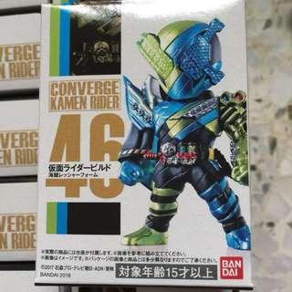 Converge Kamen Rider Build Pirate Train