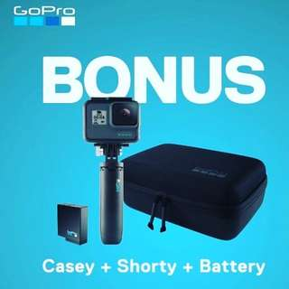 GoPro – Promo Bundle Hero5 Black