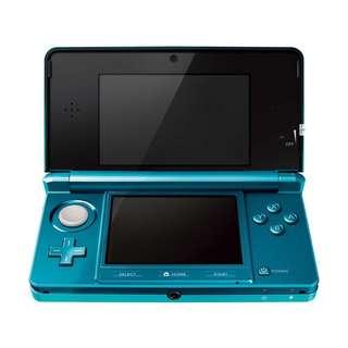 Nintendo 3DS Modded A9lH + Luma3ds