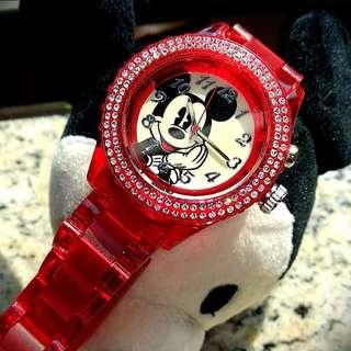 Disney Mickey Mouse Quartz Watch