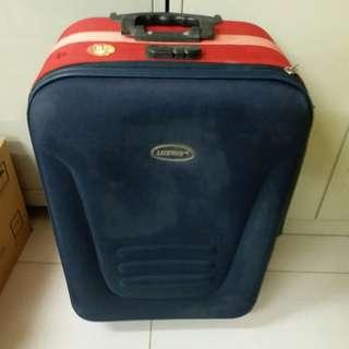 2 Wheels Luggage Size H 26inch W16