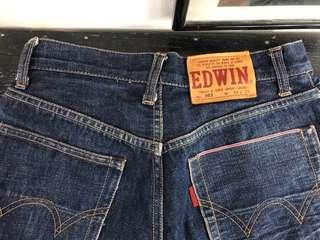 Edwin 503 Selvedge