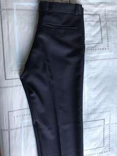 Dark Blue Formal Work Pants