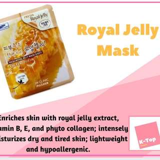 Royal Jelly Mask