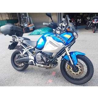 10 Yamaha Super Tenere XT1200Z (Jul 2010)