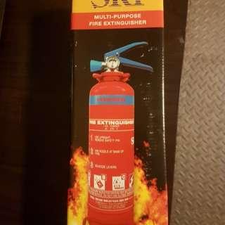 Multi-purpose Fire Extinguisher