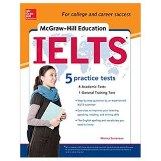 McGraw-Hill's IELTS 1st Edition, Kindle Edition by Monica Sorrenson  (Author)