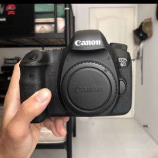 Canon 6D with Canon 17-40mm L wide angle lens