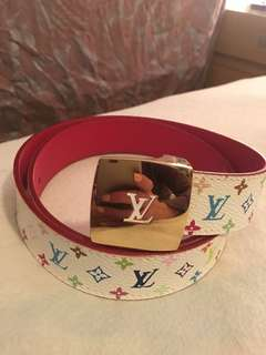 Genuine Louis Vuitton Belt