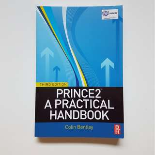 PRINCE2™  A PRACTICAL HANDBOOK