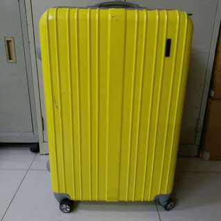 4 Wheels Luggage Size H 29inch W 18inch