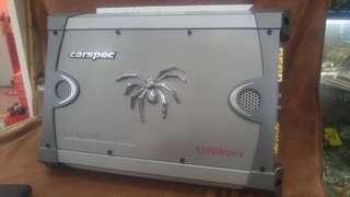 Carspec CA-4120XB 1200Watts