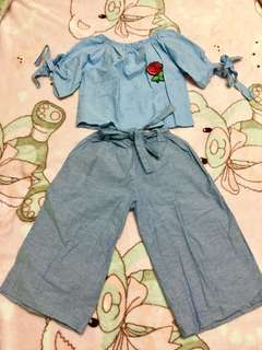 Toddler kids OOTD dress/clothes