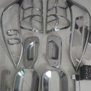 Nv200 exterior accessories. Condition 8.5/10