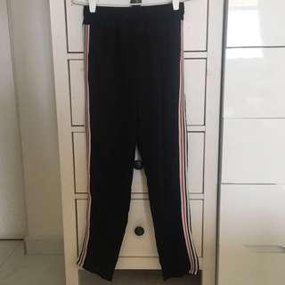 Stripes Blank Pants
