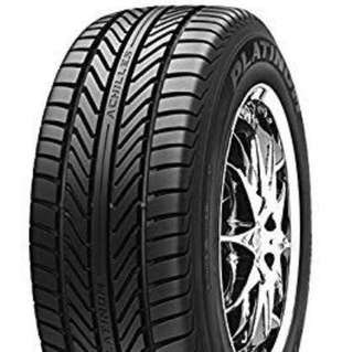 Achilles Tires Platinum Series (Ideal for Grab and Uber Operators)