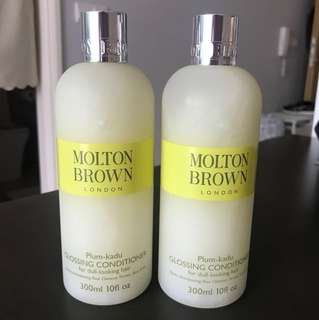 Molton Brown Plum Kadu Conditioner Hair