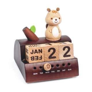 松鼠樹音樂萬年曆