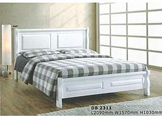 WOODEN BED QUEEN SIZE MODEL - DB2311