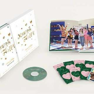 [Preorder] Twice Merry Happy Monograph [Limited edition]