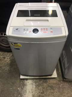 Used Samsung top load washing machine for sale