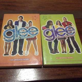 Glee set (The Beginning and Foreign Exchange)