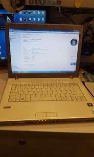 Offer now !!! Mint Fujitsu L1010 laptop