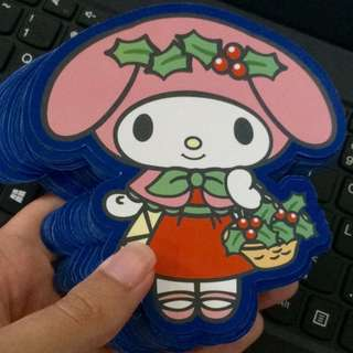 Melody Card Decorations