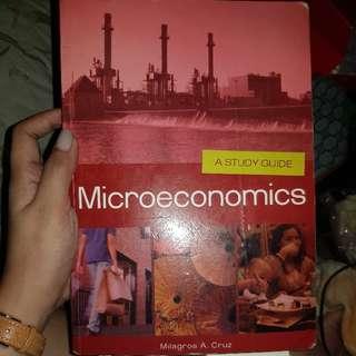 Microeconomics - Milagros Cruz
