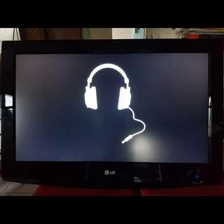 LG 32 inch HD LCD TV